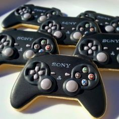 Playstation controller cookies