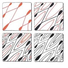 zentangles for beginners   Zentangle Patterns For Beginners   Life ...