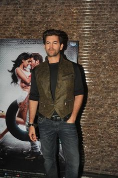 """Neil Nitin Mukesh at The Launch of """"3G"""" Movie."""