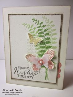 Image result for butterfly basics stampin up cards