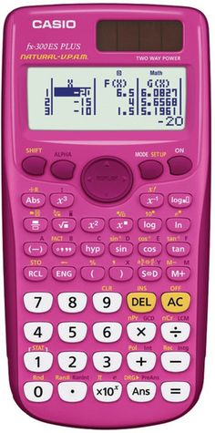 how to give values to memory calculator casio fx100au