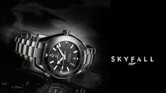 Omega watches are pieces of art. Here is a special edition linked with the latest James Bond film 'Skyfall'. OMEGA Watches: Seamaster Planet Ocean 600 M Skyfall 007. Only 5007 were made!
