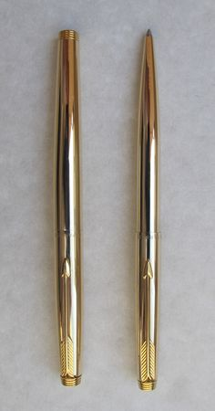 Parker Solid Gold Pen