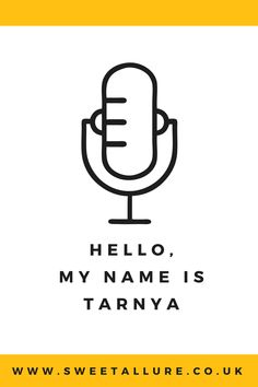 Hello, My Name Is Tarnya.  In 2018 I want to connect more with my readers, so I've decided to strip it back to basics with this introduction post.   lifestyle blog, facts about me, get to know me, blogging, lifestyle , blog post