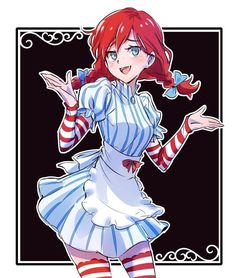 """""""I guess he still doesn't know what a refrigerator is.""""   Smug Wendy's   Know Your Meme"""