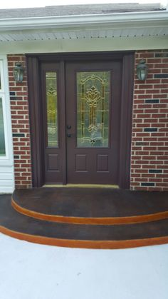 Sherwin Williams Quot Polished Mahogany Sw2838 Porches And
