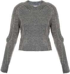 Pre formed Sweater