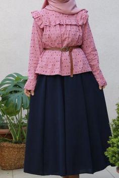 Emin Elif Butik   Tesettür Giyim Modelleri Uygun Fiyatlarla Hijab Fashion, Tulle, Skirts, Model, Dresses, Vestidos, Tutu, Skirt