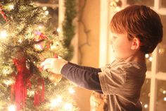 Christmas Tree Photo Tips