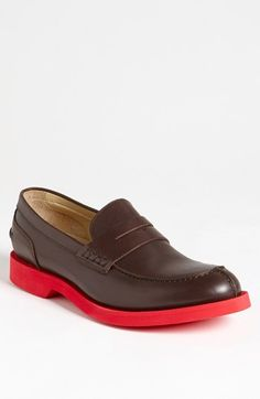 Thomas Dean Penny Loafer available at #Nordstrom