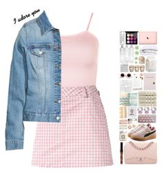"""""""it's all gonna be okay"""" by lanadelnotyou ❤ liked on Polyvore featuring WearAll, Chanel, Puma, Christy, Laura Mercier, H&M, ASOS, Forever 21, Shabby Chic and Topshop"""