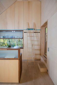 Smart solutions in the Hjeltnes-villa in Asker. Villa, Loft, Bed, Interior, Kitchen, Furniture, Home Decor, Cooking, Decoration Home