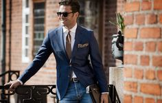 Great colors and tailoring