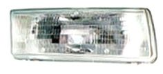 1991-1992 Nissan Sentra Headlamp RH