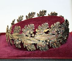 19th century French Tiara