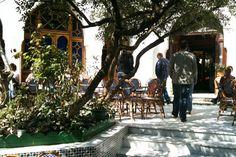 Café Maure de la Mosquée de Paris - 39 rue Geoffrey Saint-Hilaire 75005 Paris