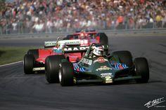 Reutemann-Scheckter 1979 Canada