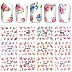 $0.81 (Buy here: https://alitems.com/g/1e8d114494ebda23ff8b16525dc3e8/?i=5&ulp=https%3A%2F%2Fwww.aliexpress.com%2Fitem%2F12pcs-Sheet-Watermark-Nail-Stickers-Mixed-Flower-Cartoon-Nail-Art-Water-Transfer-Sticker-Decals-Manicure-Wraps%2F32781727466.html ) 12pcs / Sheet Watermark Nail Stickers Mixed Flower Cartoon Nail Art Water Transfer Sticker Decals Manicure Wraps Decor for just $0.81