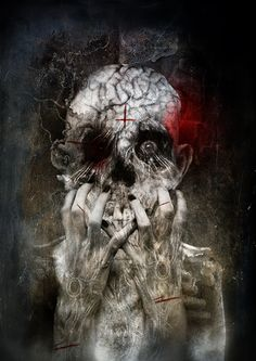 An Ugliness WIthin by danverkys.deviantart.com on @deviantART