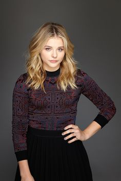 Chloë Grace Moretz, THE EQUALIZER