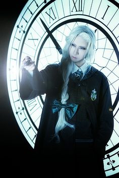 Yume(夕女) Lucius Marfoy Cosplay Photo - Cure WorldCosplay