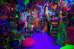 """Kenny Scharf at MOCA """"Art in the Streets"""""""