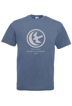 Camiseta Casa Arryn, diseño 2