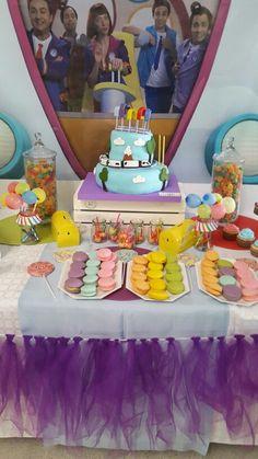 Junior express party Junior Express, 3rd Birthday, Happy Birthday, Candy Bar Party, Baby Shower, Ideas Para Fiestas, Disney Junior, Baby Boy, Boat House
