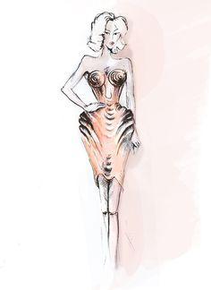 Jean Paul Gaultier Classique Belle en Corset - Beauty Scene