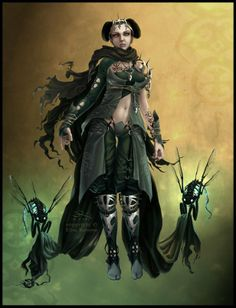 Necromancer Art | SciFi/Fantasy Picture 6 out of 23 by Elsa Kroese . ←Previous - Next ...