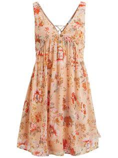 VIMOUNA DRESS blomstermønstret, 350,-