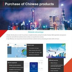 I would like to introduce you to a China based import procurement website (www.9415buy.com) that has come to stay for good, render professional customer services and ensure guaranteed customer satisfaction at all times.  The vision of the company is to make the importation of products from China stress free, reduce the risk of fraudulent transactions, eliminate the issues of loss of goods and delayed shipping & clearing procedures.  Through our website, customers can copy products link they… Procurement Process, Stress Free, Customer Service, How To Introduce Yourself, China, Times, Website, Products, Customer Support