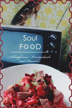 Soulfood Küche Krautgulasch  Rezept