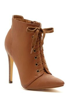 Michael Antonio Maury Lace-Up Bootie $32.00