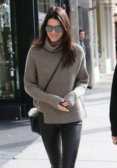 Kendall Jenner Photos - Khloe Kardashian Shops in Beverly Hills - Zimbio