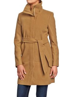 old navy has had some amazing fall pieces lately, this coat is so chic and only $52!
