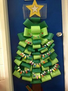 origami christmas bulletin boards - Google Search