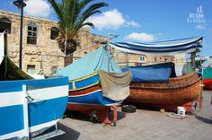 Plan de domingo: mercado de pescado en Marsaxlokk - El mundo a la vuelta