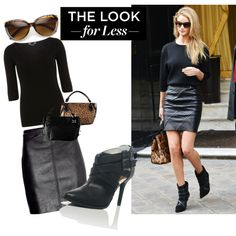 """""""The Look For Less"""" by thesoutherncrow on Polyvore"""