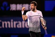 PHOTOS: Grigor Dimitrov