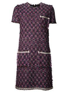 LANVIN Tweed Sweet Dress