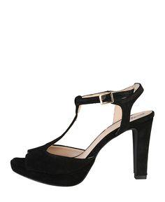 Arnaldo toscani - scarpe donna - collezione primavera/estate - sandali con chiusura regolabile alla caviglia - tomaia: v - Sandalo donna Nero