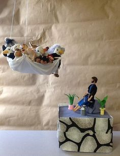 Bible Fun For Kids: Cornelius and Peter's Vision--incredible visual--her whole blog is great for Bible crafts and visuals