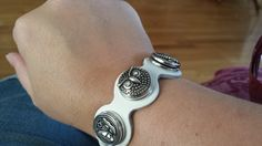 Isn't this Klik bracelet gorgeous?! I love it. One of my favourite pieces of jewelry! http://chaoticbliss.etsy.com