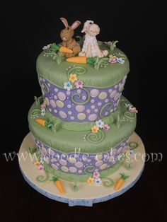 Spring and Summer « Doodle-Cakes.com