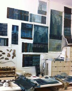 + #textile #art | via Helen Terry