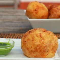 16 Deliciosas recetas de comida colombiana que puedes hacer en casa Colombian Food, What To Cook, Cornbread, Baked Potato, Muffin, Potatoes, Baking, Breakfast, Ethnic Recipes