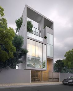 House on Behance