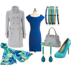 Devil In A Blue Dress, created by laura-stanley.polyvore.com