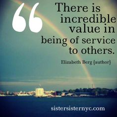 Passionate about a cause? How to Start Volunteering ~ http://sistersisternyc.com/2013/10/28/volunteer/